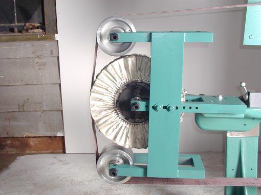 Bader 3 wheel Y Arm Space Save grinder.