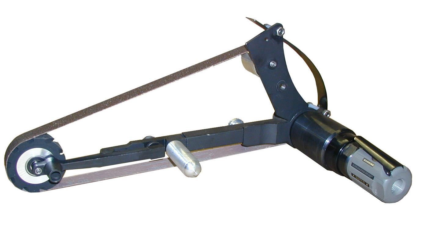 Bader Air Portable Belt Sander Stephen Bader
