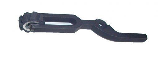"""Bader Portable Belt Sander BJP fork comes in 1/2"""" and 3/8"""" widths."""
