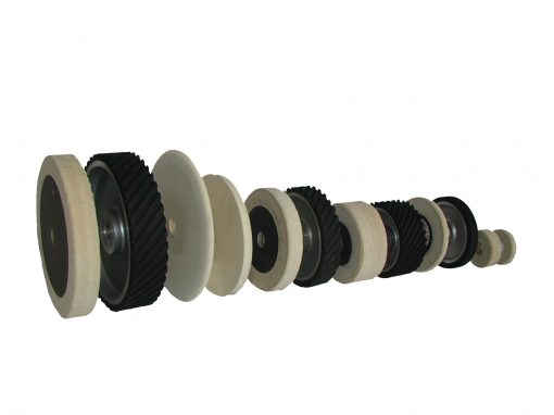 Assorted-Bader-contact-wheels